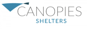 Canopies Shelters Logo